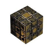 HELLRAISER III Lament Configuration Puzzle Cube~Pinhead~Barker~Rubik's~Box~MEZCO