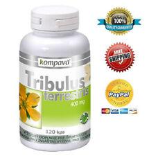 Tribulus Terrestris Sexualtrieb Testosteron Booster 120 Tabletten Natürlich
