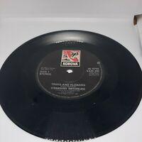 "Strawberry Switchblade – Trees And Flowers Vinyl 7"" Single SAM 240 1985"