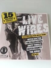 Classic Rock Live Wires CD Rock Metal w/Communication Killer,Black Atom Movement