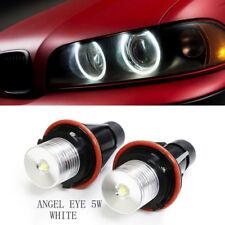 2X10W Angel Eye Halo Ring LED Light Bulb Angle Eye for BMW E39 E60 E53 X5 E83 X3