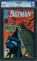 BATMAN # 449 US DC 1990   Highest CGC graded copy! CGC 9.8 MINT