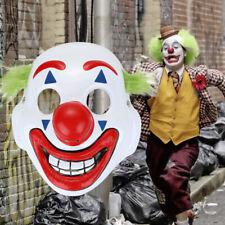 Halloween Masks Joker Mask Arthur Fleck Cosplay DC Movie Clown Costumes D4b