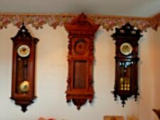 New ListingVienna Regulator Clock Case