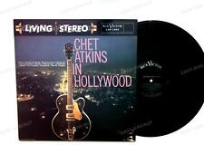 Chet Atkins - Chet Atkins In Hollywood US LP 1993 Stereo '