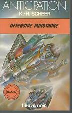 Offensive Minotaure.K-H SCHEER.Anticipation 948  SF51