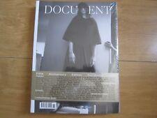 Document Magazine Fall / Winter 2017 Anniversary Issue Sealed.