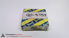 SNR 5203.ZZ , DOUBLE ROW CYLINDRICAL BEARING OUTER DIA. 40MM, NEW #216166