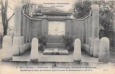 CPA 75 PARIS XXe LE PERE LACHAISE TOMBEAUX HISTORIQUES NEY MICHEL DUC D´ELCHIGEN