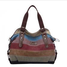 Hot Canvas Bag Shoulde Bag Tote Purse Crossbody Messenger Satchel Women Handbag