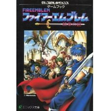 Fire Emblem: Mystery of the Emblem game book / RPG