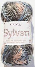 Sirdar Sylvan Chunky 50g - DISCOUNTED Clearance Offers 201 Cloudwood