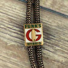 Funks G Hybrid Bolo Tie Vintage Western Necktie Country Western Farmer
