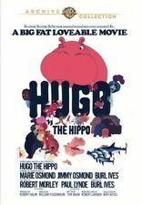 Hugo The Hippo - Cartoons & Animation DVD