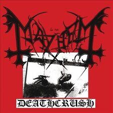 Deathcrush [Limited Edition] [Limited] by Mayhem (Metal) (Vinyl, Apr-2013, Back on Black)