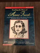 Teaching the Diary of Anne Frank  Grades 5 and UP
