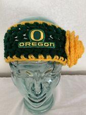 Oregon Ducks Womens Headband Ear Warmer University Of Oregon