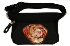 Nova Scotia Duck Tolling Retriever Dog treat pouch/bag for dog shows & training