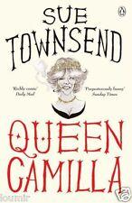 Sue Townsend = QUEEN CAMILLA = Penguin Books