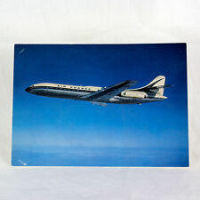 Air France - Caravelle - Aircraft Postcard - Top Quality