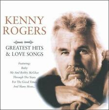Kenny Rogers Greatest Hits Country Music CDs and DVDs