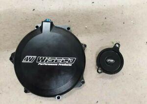 Wiseco Clutch Cover and fir oil pump Kawasaki KXF 450 06-15