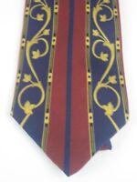 Metropolitan Museum of Art 100% Silk Abstract Design Necktie