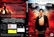 Constantine Region 2 DVD (2005) (Ex Rental)
