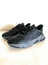 Adidas Ozweego Men's Running Sneaker Black & Grey EE7004