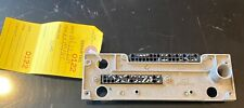 Bendix/King KX-155,165 Backplate With Connectors P/N 073-00431-00