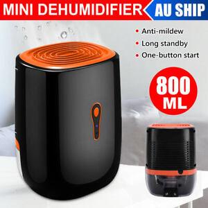 800ML Portable Dehumidifier Home Office Basement Moisture Air Dryer Purify Mute