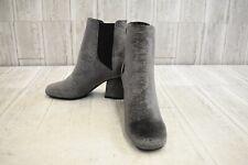 Indigo Rd. Vera2 Chelsea Boot - Women's Size 6.5M, Gray Fabric