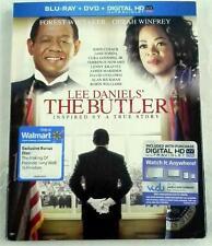 Lee Daniels' The Butler Blu-Ray DVD Ultraviolet Digital Copy Brand New