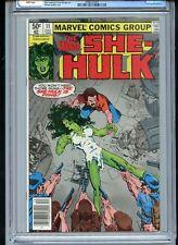 Savage She-Hulk #11 CGC 9.8 White Morbius Appearance