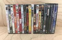 Action Comedy Drama Thriller Horror Dvd Movie Lot Of 20 Movies See Photos L5