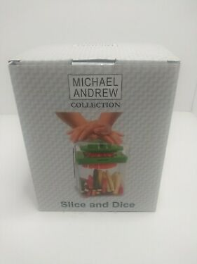 Slice And Dice Vegetable Slicer Chopper New Kitchen Gadget Michael Andrew