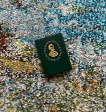 Abraham Lincoln - The Song in His Heart Achille J. St. Onge Miniature Book