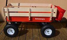 Retrowagen pull along wagon accessory Bag cooler ride kart trolley radio flyer