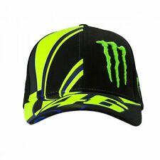 Valentino Rossi VR46 Moto GP Monster Energy Baseball Gorra Oficial 2019