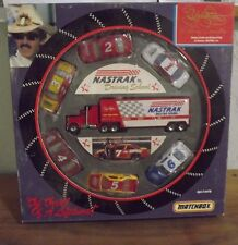 1992 MATCHBOX RICHARD PETTY NASTRAK DRIVING SCHOOL BOX SET