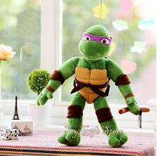 """Donatello 15"""" PURPLE Teenage Mutant Ninja Turtles TMNT Plush Doll Stuffed Toy"""