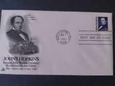 2  Artcraft 1st Day Covers (1989) Scott 2194 ($1.00)  Hopkins and 2410 Expo 89