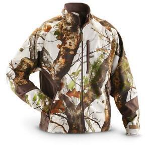 ScentLok Full Season Velocity Jacket Vertigo Gray Men's Size Medium