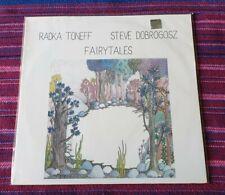 Radka Toneff & Steve Dobrogosz ~ Fairytales ( 2004 ODIN Records ) Lp