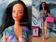 Vintage Hawaiian Barbie Doll #7470 TNT Steffie Face in HTF Hawaiian Beach #3676