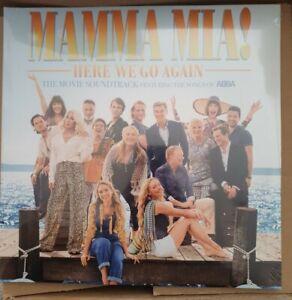 "Various – Mamma Mia! Here We Go Again, OST [New & Sealed] 12"" Vinyl"
