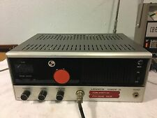 Lafayette Comstat 35 CB Radio Tube Base Station 23 Channel