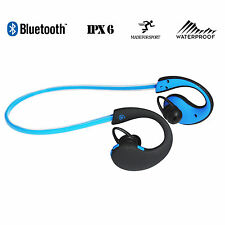 Extreme Bluetooth Sport Headphones v4.1 Wireless IPX6 Waterproof Running Gym