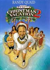 NATIONAL LAMPOON'S CHRISTMAS VACATION 2 Mini PROMO movie POSTER