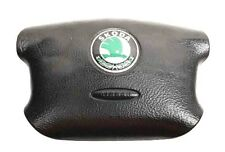 GENUINE 2001-2008 SKODA SUPERB MK1 STEERING WHEEL CRASH BAG 3U0 880 201 D